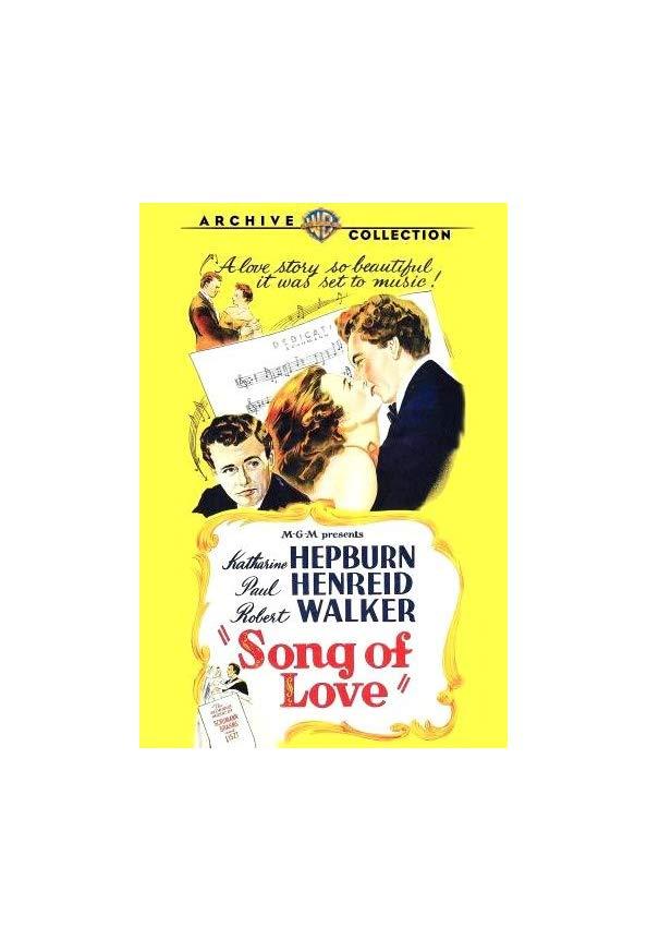 Song of Love kapak