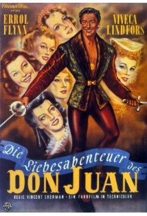 Adventures of Don Juan kapak