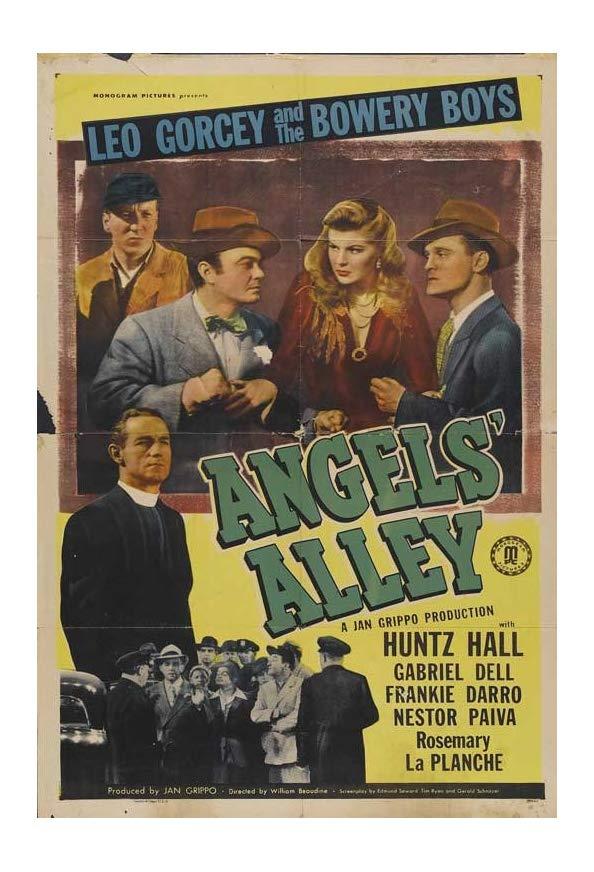 Angels' Alley kapak