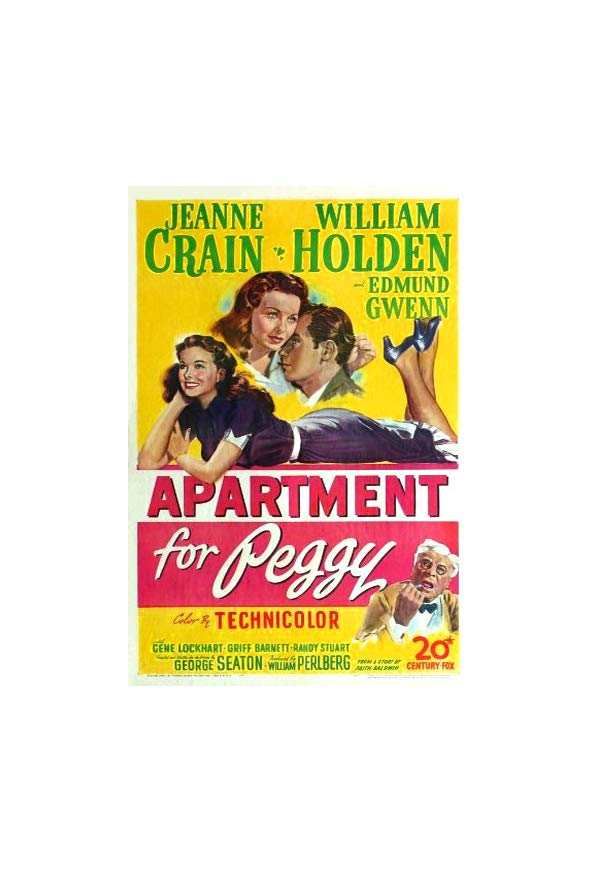 Apartment for Peggy kapak