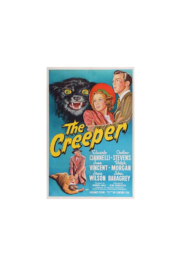 The Creeper kapak