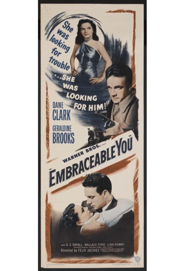 Embraceable You kapak