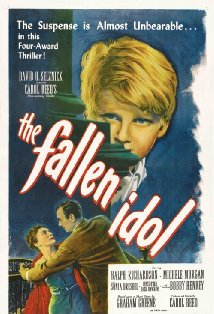 The Fallen Idol kapak