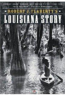 Louisiana Story kapak