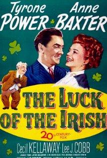 The Luck of the Irish kapak