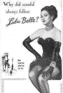 Lulu Belle kapak