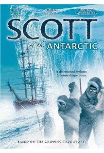 Scott of the Antarctic kapak