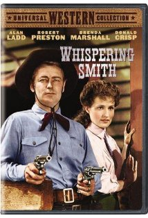 Whispering Smith kapak