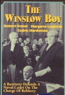 The Winslow Boy kapak
