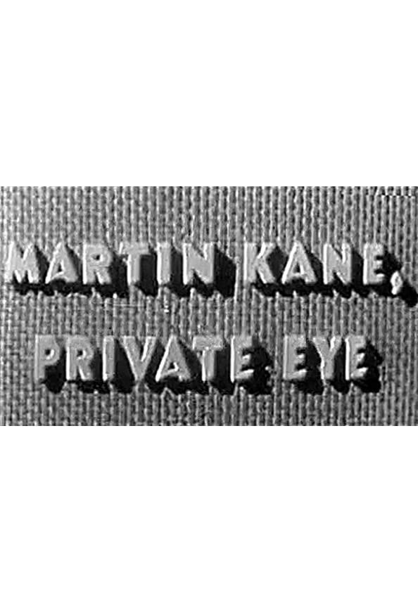 Martin Kane kapak