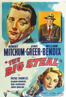 The Big Steal kapak