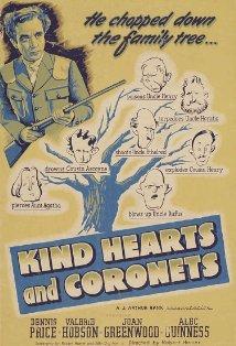 Kind Hearts and Coronets kapak