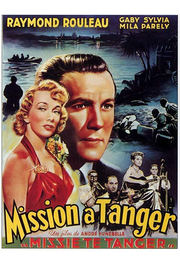 Mission in Tangier kapak