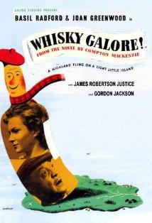 Whisky Galore kapak