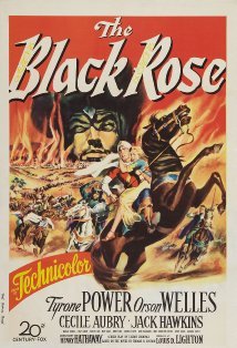 The Black Rose kapak