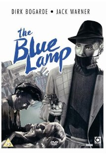 The Blue Lamp kapak