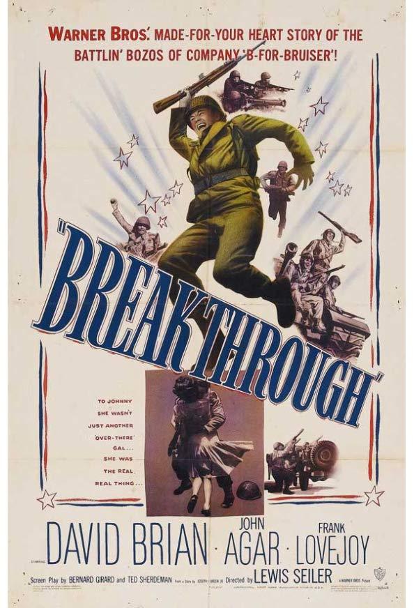 Breakthrough kapak