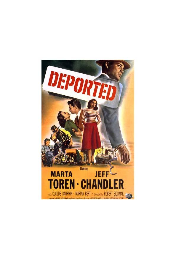 Deported kapak