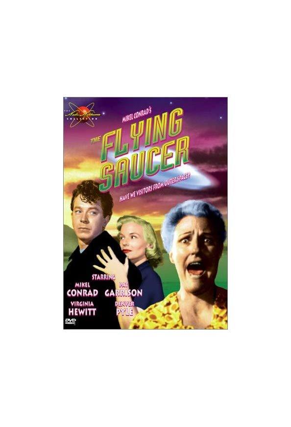 The Flying Saucer kapak
