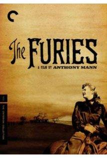 The Furies kapak