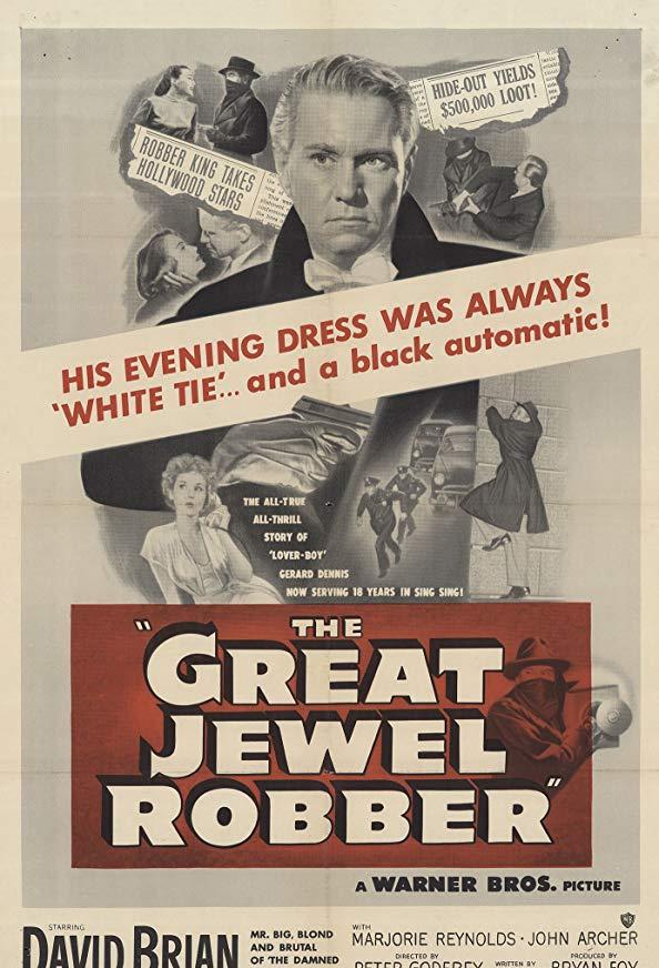 The Great Jewel Robber kapak