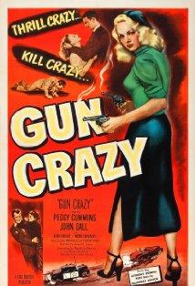 Gun Crazy kapak