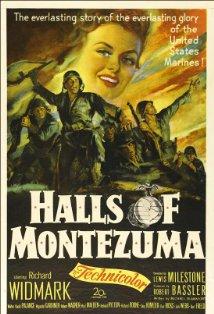 Halls of Montezuma kapak