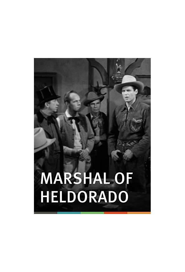 Marshal of Heldorado kapak