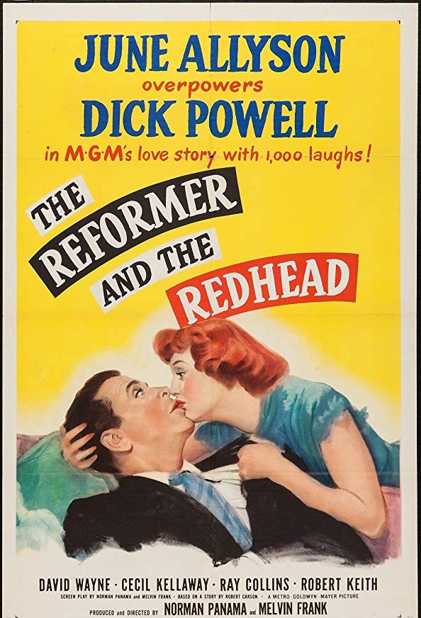 The Reformer and the Redhead kapak