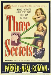 Three Secrets kapak