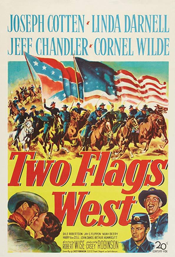 Two Flags West kapak