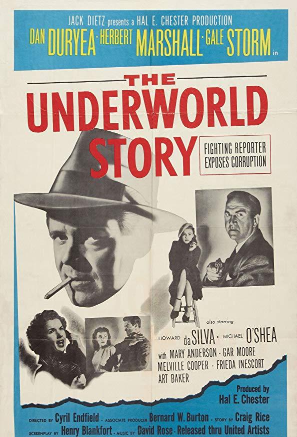 The Underworld Story kapak