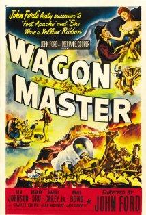 Wagon Master kapak