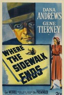 Where the Sidewalk Ends kapak