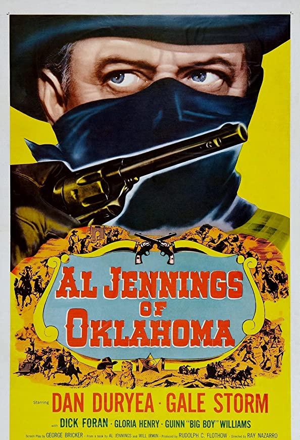 Al Jennings of Oklahoma kapak