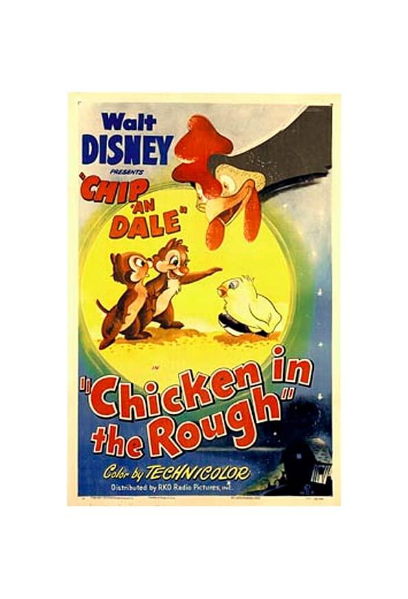 Chicken in the Rough kapak
