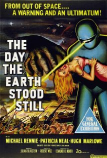 The Day the Earth Stood Still kapak