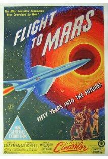 Flight to Mars kapak