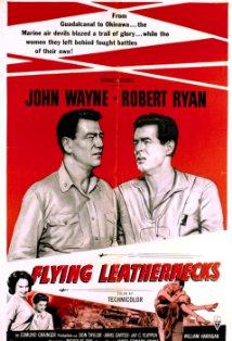 Flying Leathernecks kapak