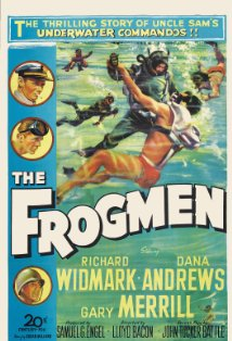 The Frogmen kapak