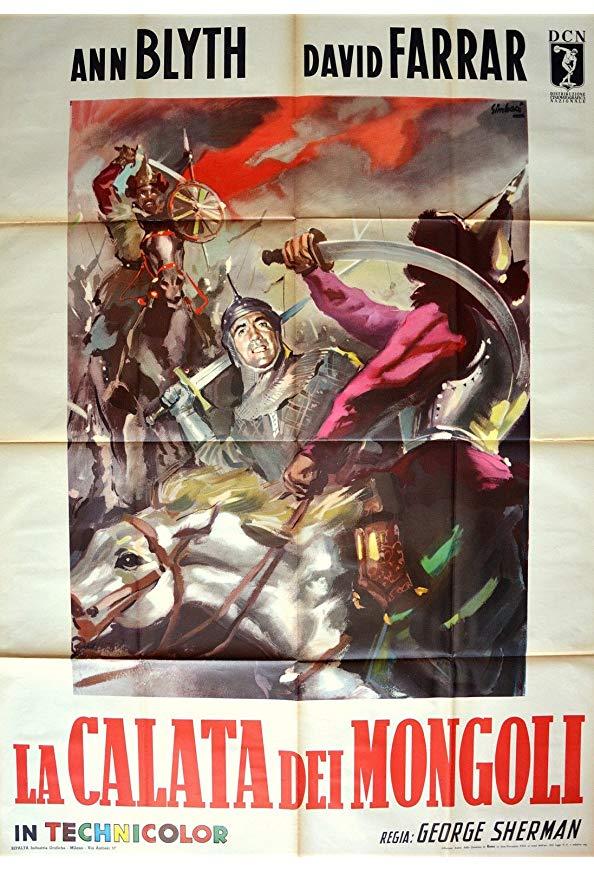 The Golden Horde kapak
