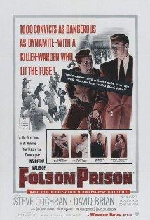 Inside the Walls of Folsom Prison kapak