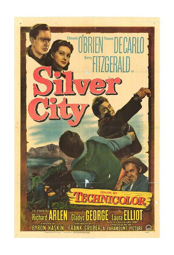 Silver City kapak