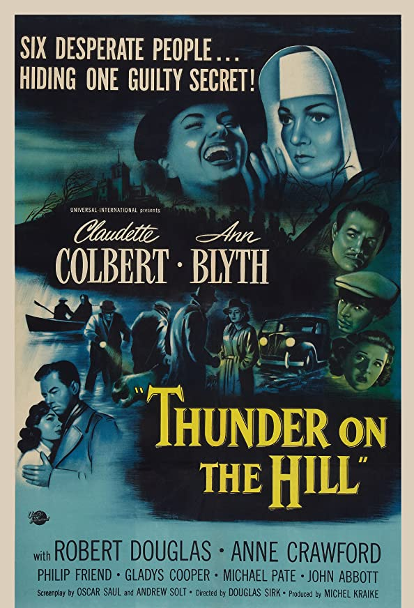 Thunder on the Hill kapak