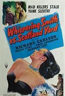 Whispering Smith Investigates kapak