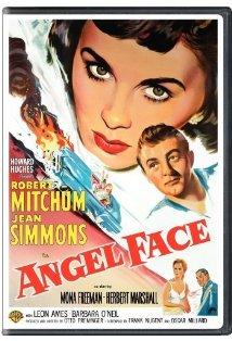 Angel Face kapak