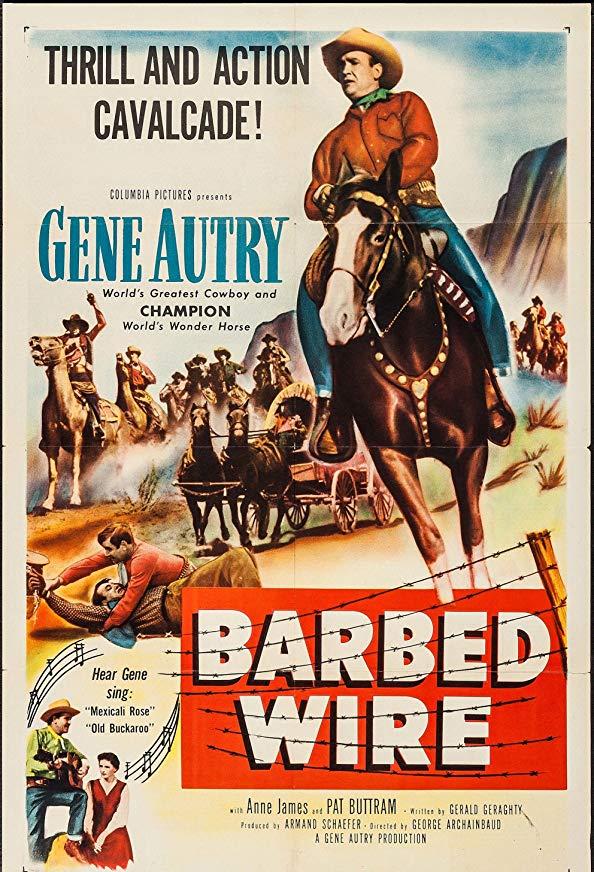Barbed Wire kapak