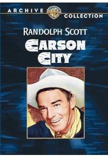 Carson City kapak