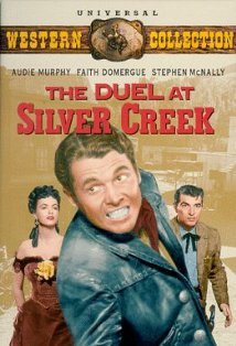 The Duel at Silver Creek kapak