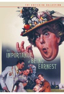 The Importance of Being Earnest kapak